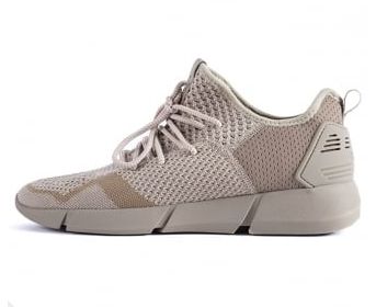 Cortica Infinity Knit Trainers Stone