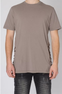 taupe t-shirt