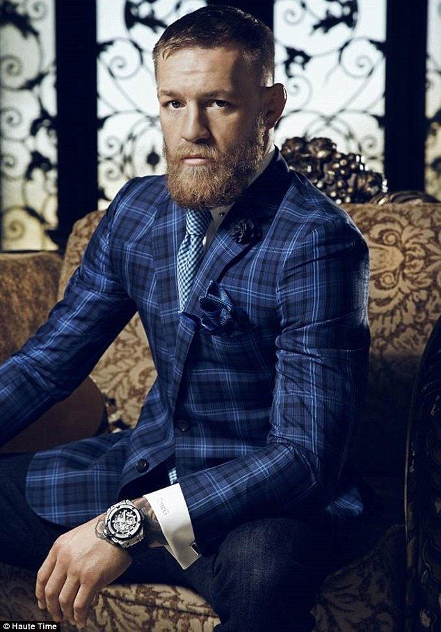 Conor Mcgregor Inspired Outfit Blog Intro Clothing