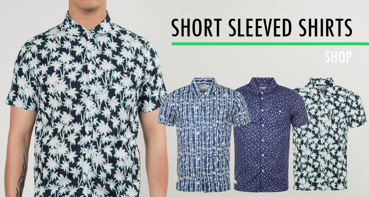 73bd88ed9 Men's Holiday & Festival Essentials! Short-sleeved shirts, vests and ...