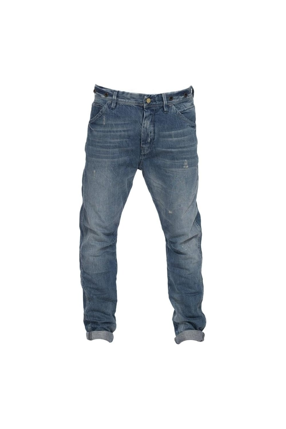 f4401dfbb7bb1 Brewer Legacy Tapered Jeans Blue
