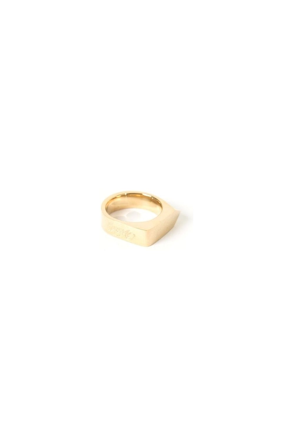 vitaly jewellery odak ring in gold intro clothing