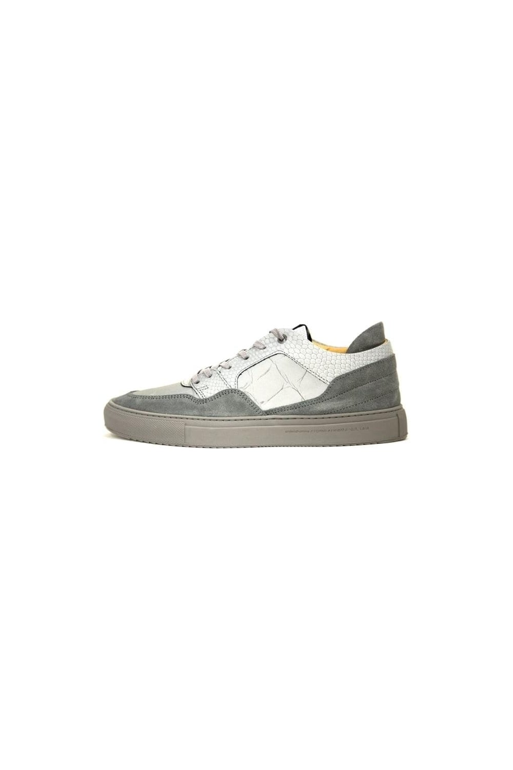 1f8f12df319c Android Homme Omega Low 116 Trainers Grey