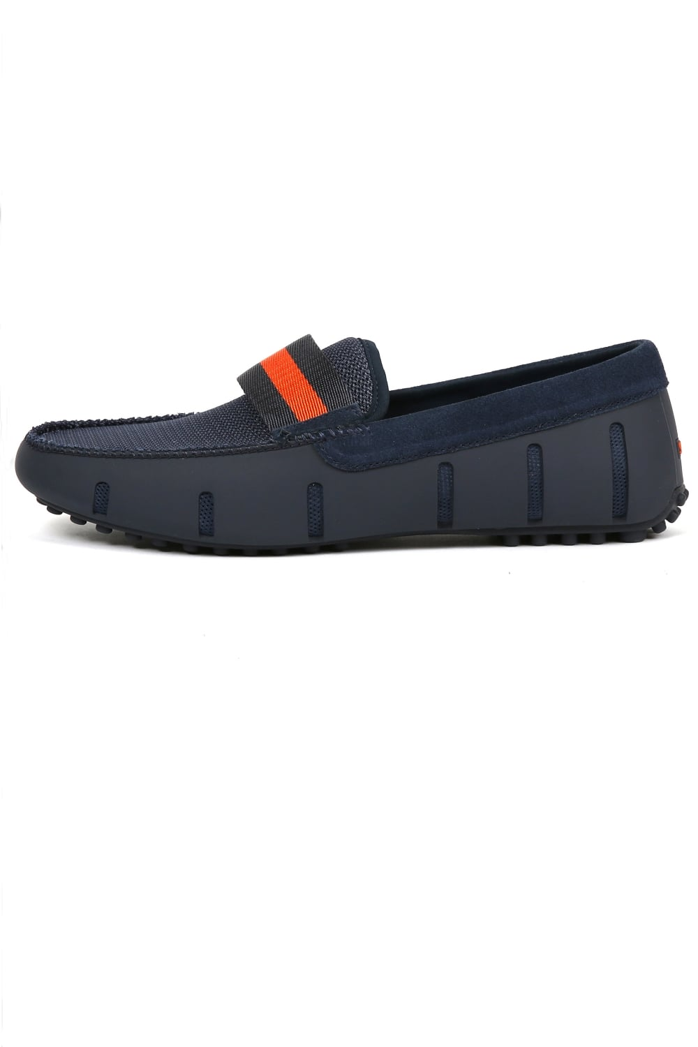 wholesale price new style & luxury Discover Webbing Driver Loafers Navy