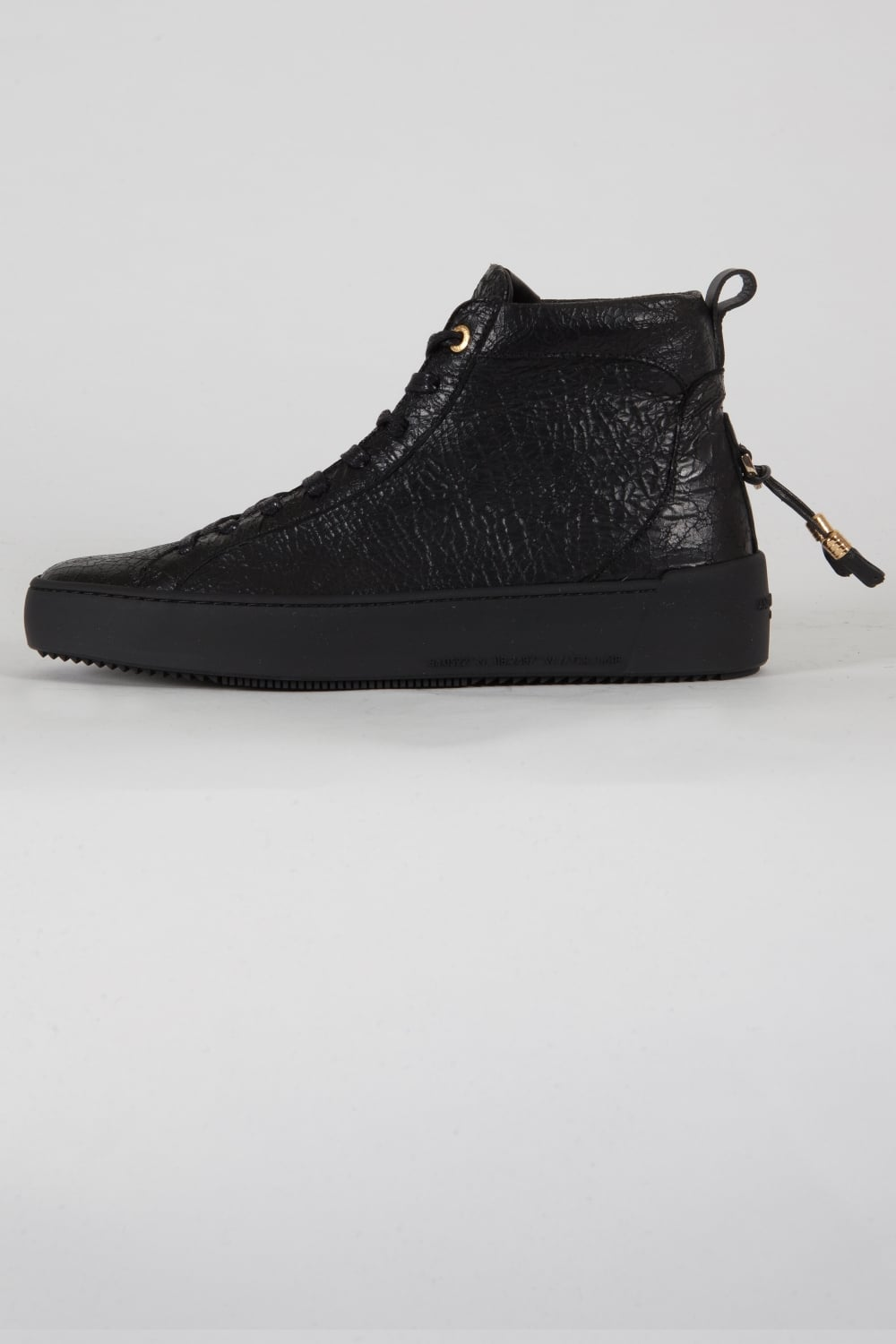 03b3e1da034 Android Homme Android Homme Alfa Mid Trainers Black Intro