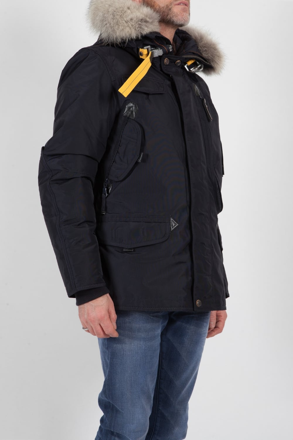 parajumpers right hand test