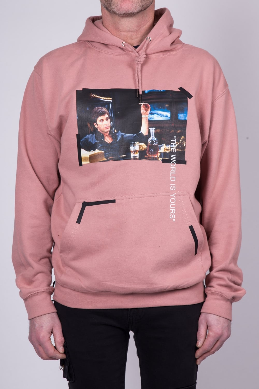 Sweat-Shirt Scarface Homme