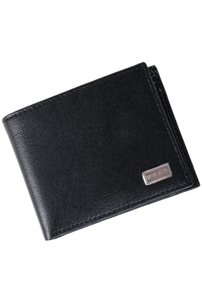 Antony Morato 032 Coin Folder Wallet Black