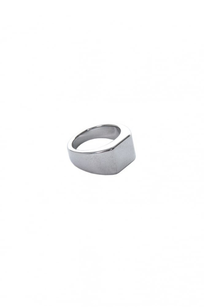 Vitaly Jewellery Lorde Heavy Ring Silver