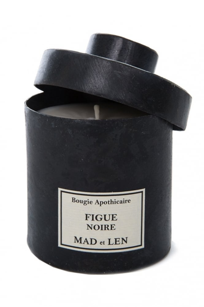 Mad et Len Figue Noire Candle Black