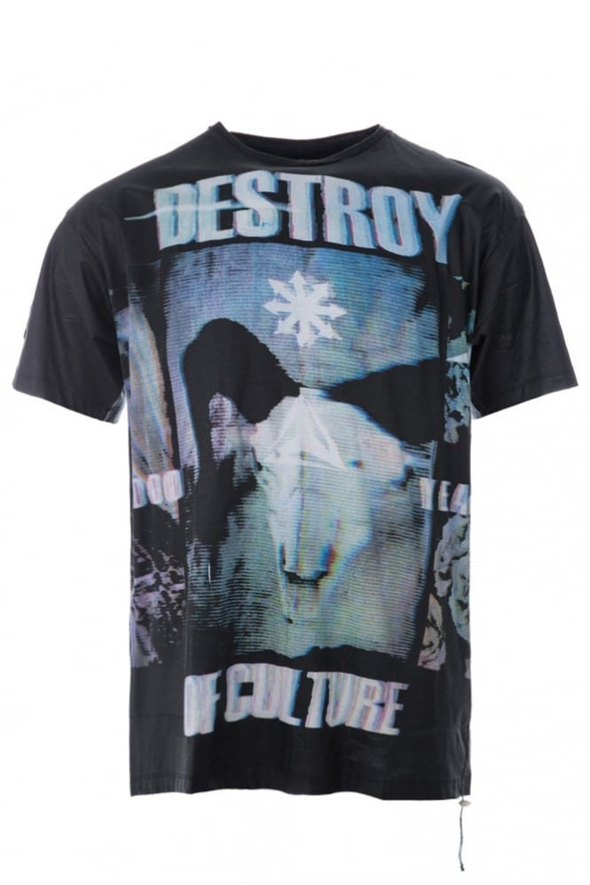 Tuesday Night Band Practice Incesticide Destroy T-Shirt Black