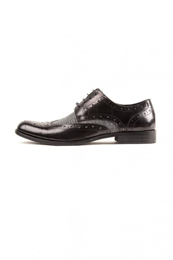 Paolo Vandini Naughton Shoes Black