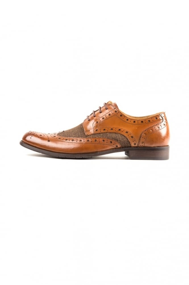 Paolo Vandini Naughton Shoes Brown