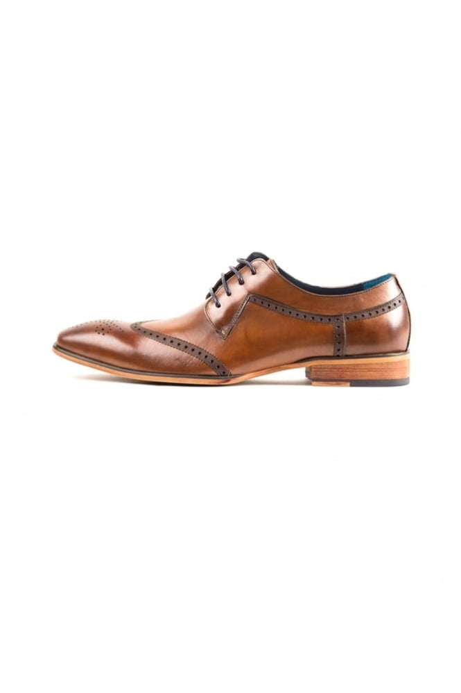 Paolo Vandini Nyland Shoes Brown