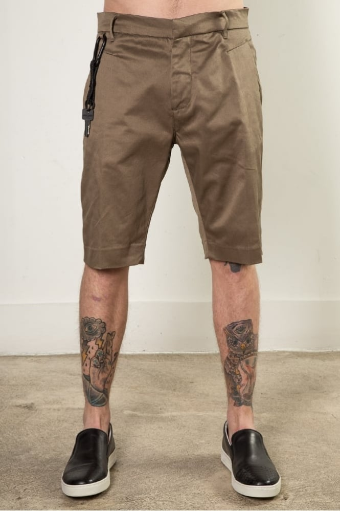 Antony Morato Basic Tailored Shorts Khaki
