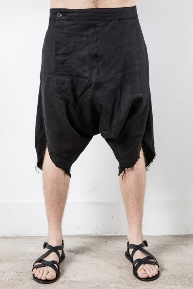 Delusion Vodou Shorts Black