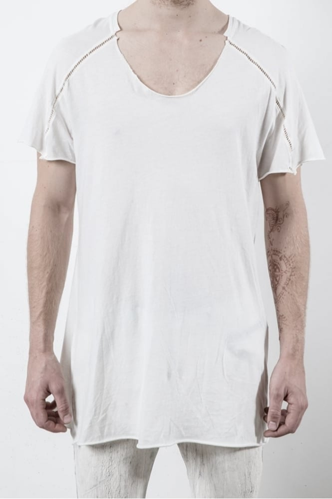 Delusion Modac T-Shirt Off White