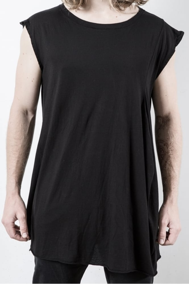 Delusion Apaches Vest Black