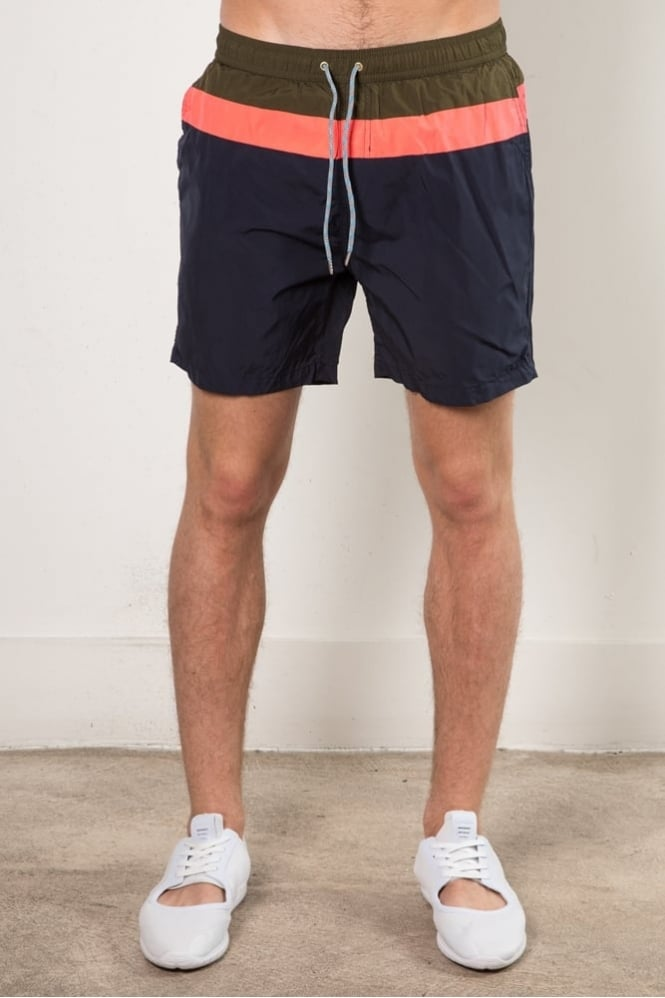Scotch & Soda Swim Shorts Multi-Colour