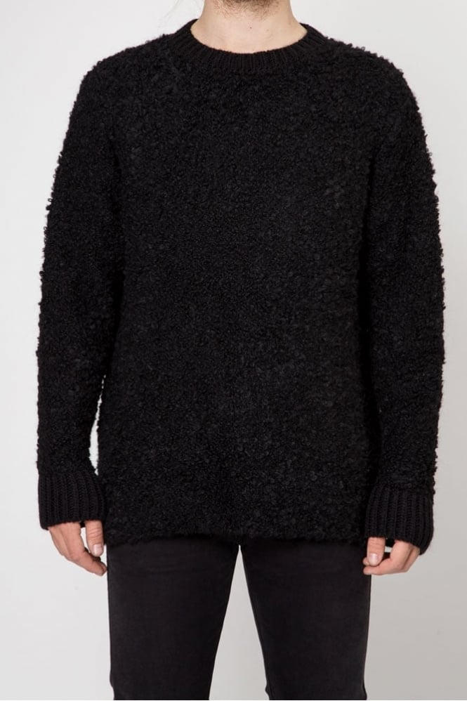 Blood Brother Founder Knitted Sweater Black