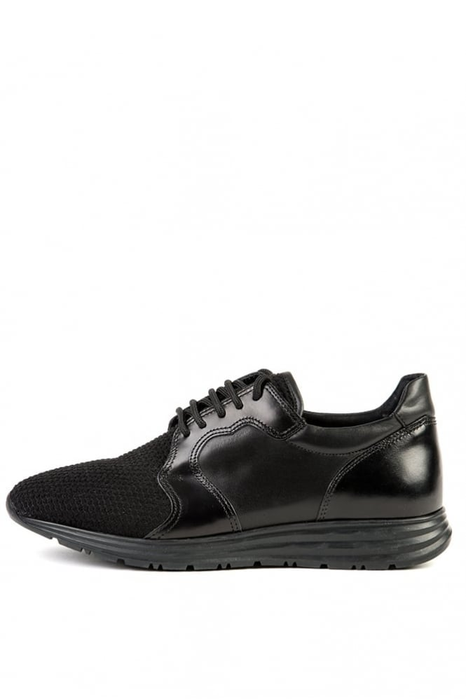Antony Morato Fabric Front Trainers Black