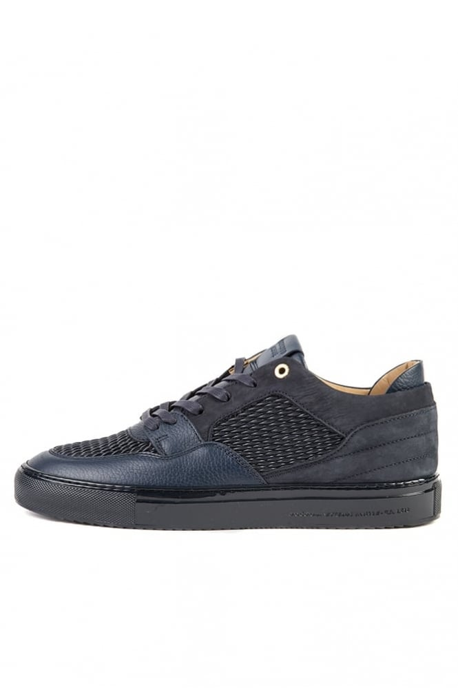 Android Homme Omega 316 Gloss Sole Trainers Navy
