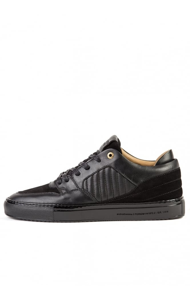 Android Homme Omega 316 Trainers Black