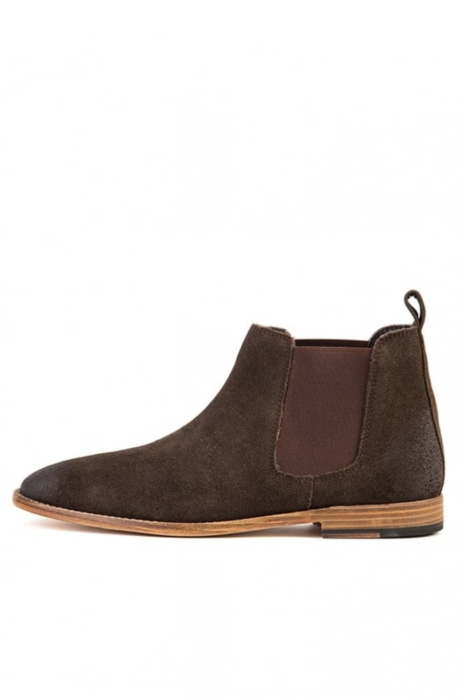 Paolo Vandini Portway Chelsea Boots Brown