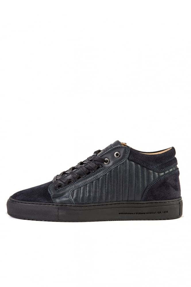 Android Homme Propulsion Mid Trainers Navy