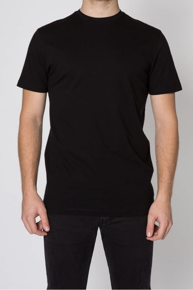 Low Brand B39 T-Shirt Black