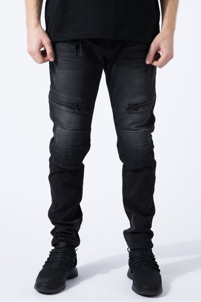 cf65bb472e981 Reed Carrot Fit Jeans Black