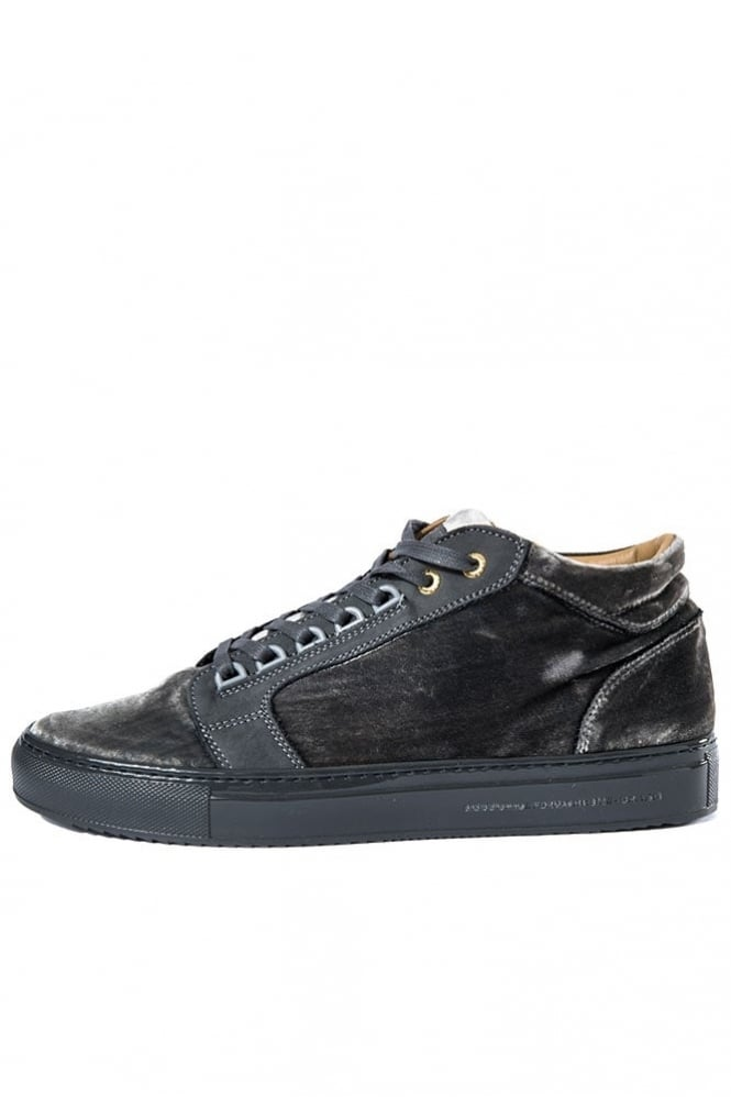 Android Homme Propulsion Velvet Trainers Grey