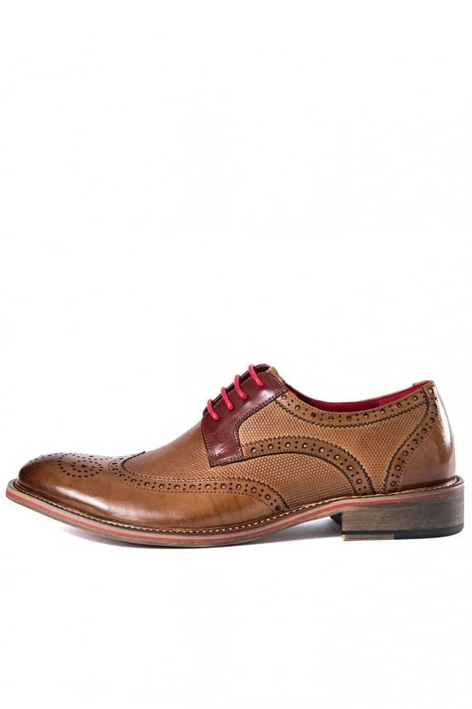 Paolo Vandini Payton Shoes Brown
