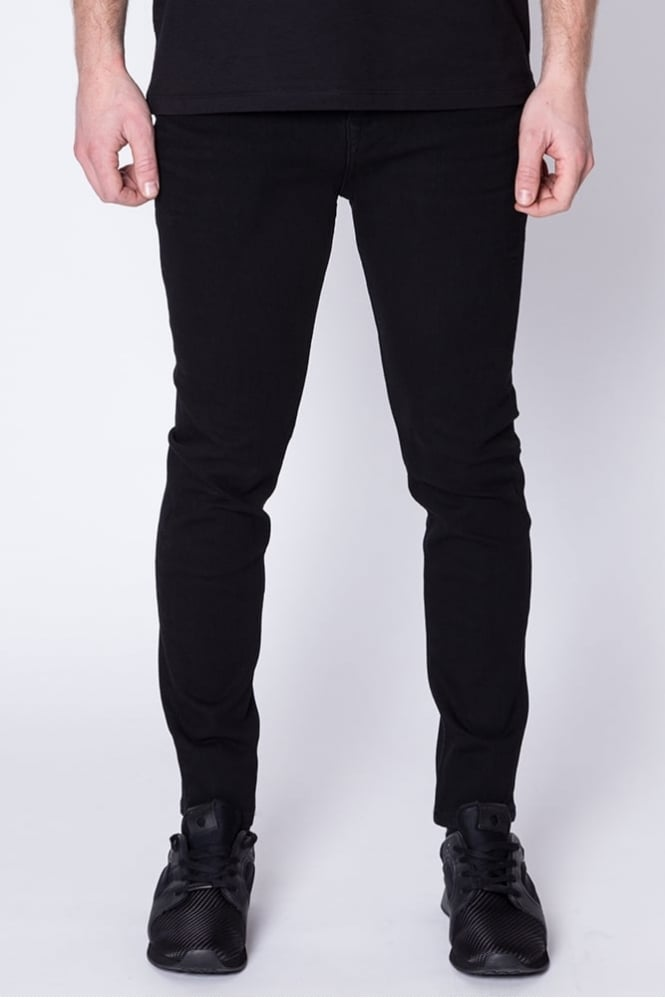 Scotch & Soda Dart Super Skinny Fit Jeans Black