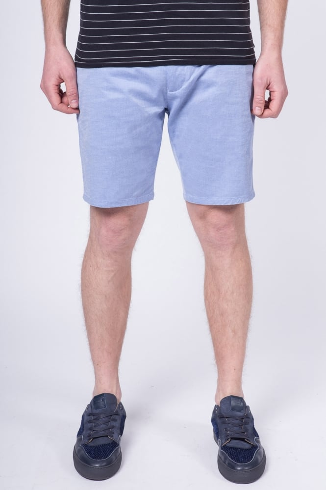 Scotch & Soda Classic Shorts Yarn Blue