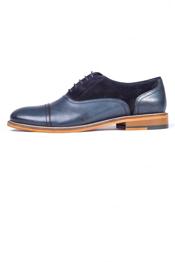Paolo Vandini Ryder Shoes Navy