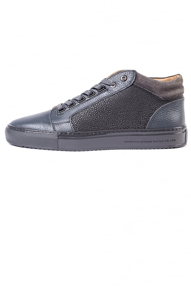 Android Homme Propulsion Mid Trainers Grey