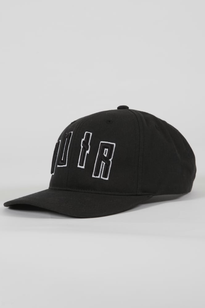 Societe Noir Iconic Noir Trucker Hat Black/Black