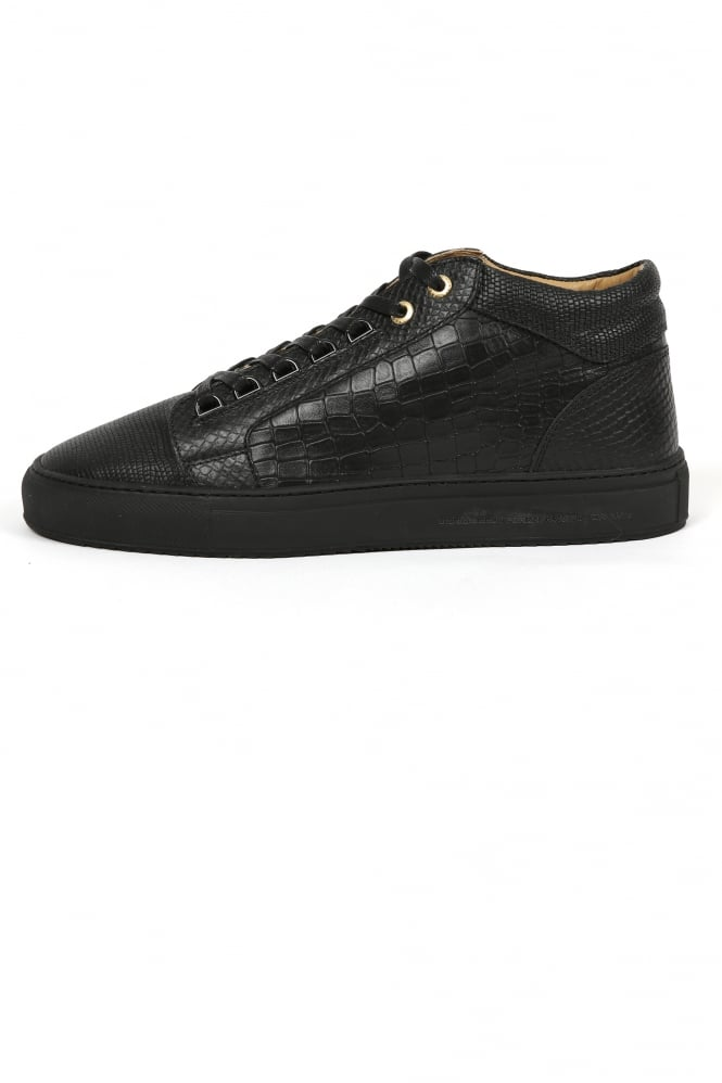 Android Homme Propulsion Mid Trainers Black
