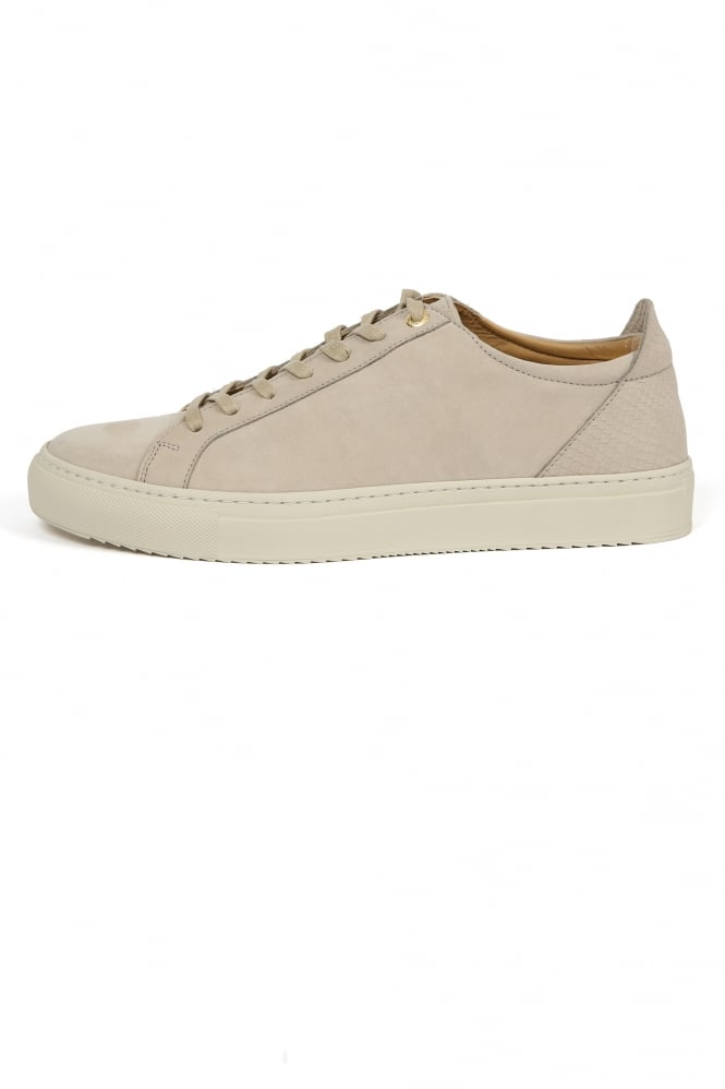Android Homme Alfa Low Nubuck Trainers Off White