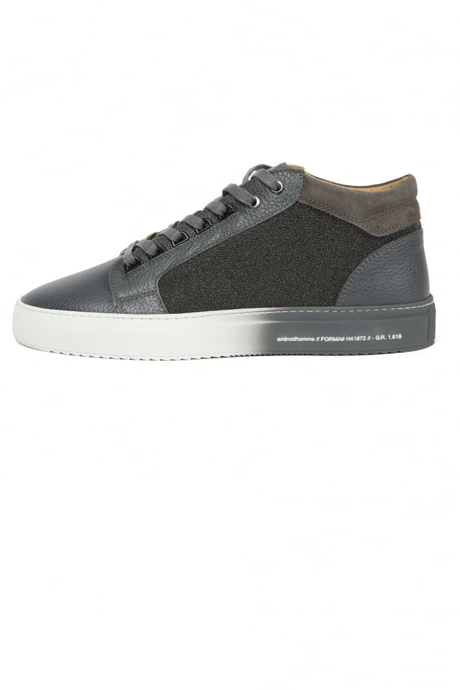 Android Homme Propulsion Fade Sole Trainers Grey