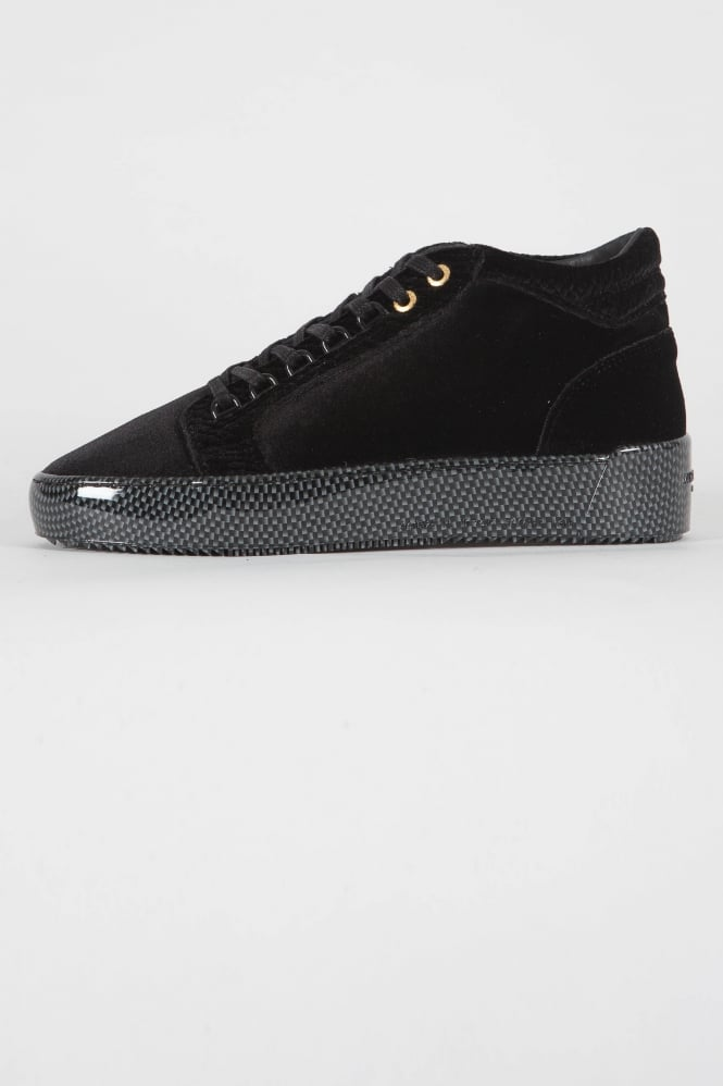 Android Homme Propulsion Mid Carbon Trainers Black
