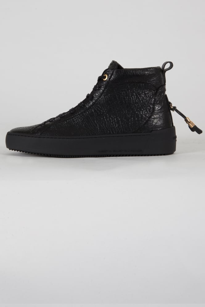 Android Homme Alfa Mid Trainers Black
