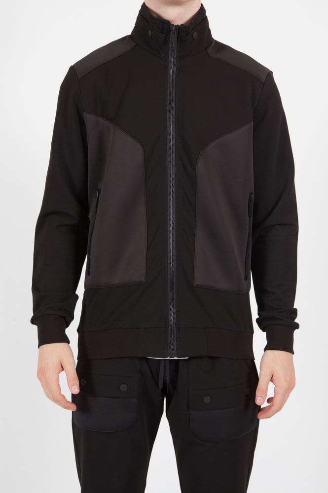 Antony Morato Full Zip Track Top Black