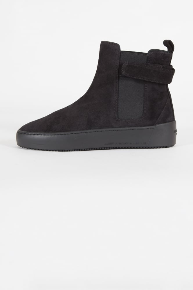 Android Homme Sunset Chelsea Boots Black