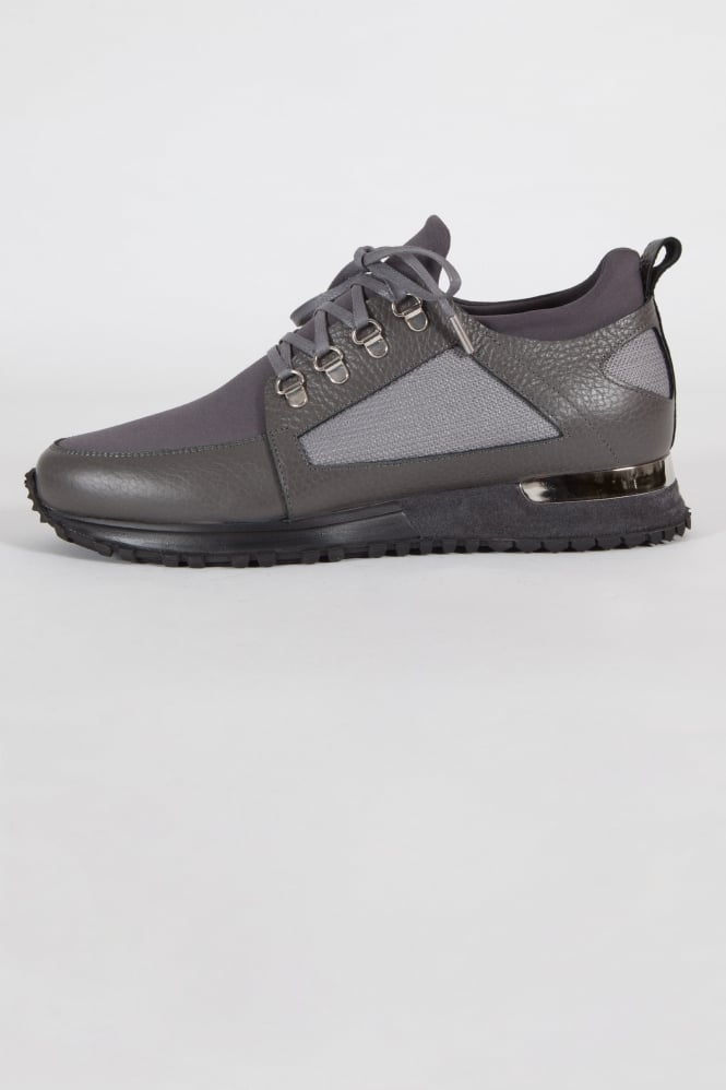 Mallet Footwear Hiker BLTR Trainers Charcoal