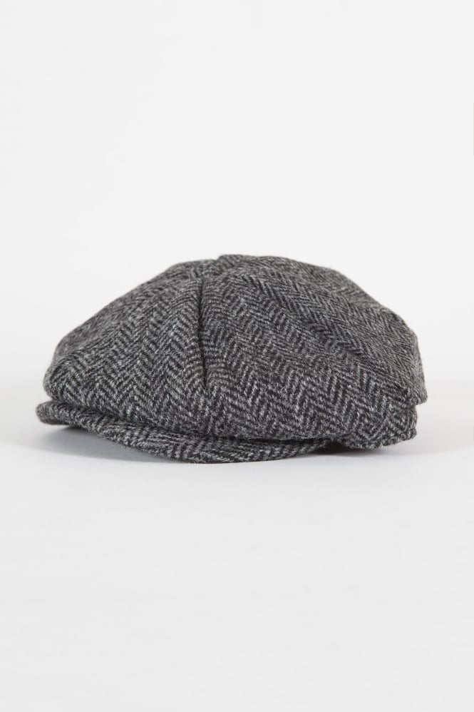 Gibson Baker Boy Hat Grey