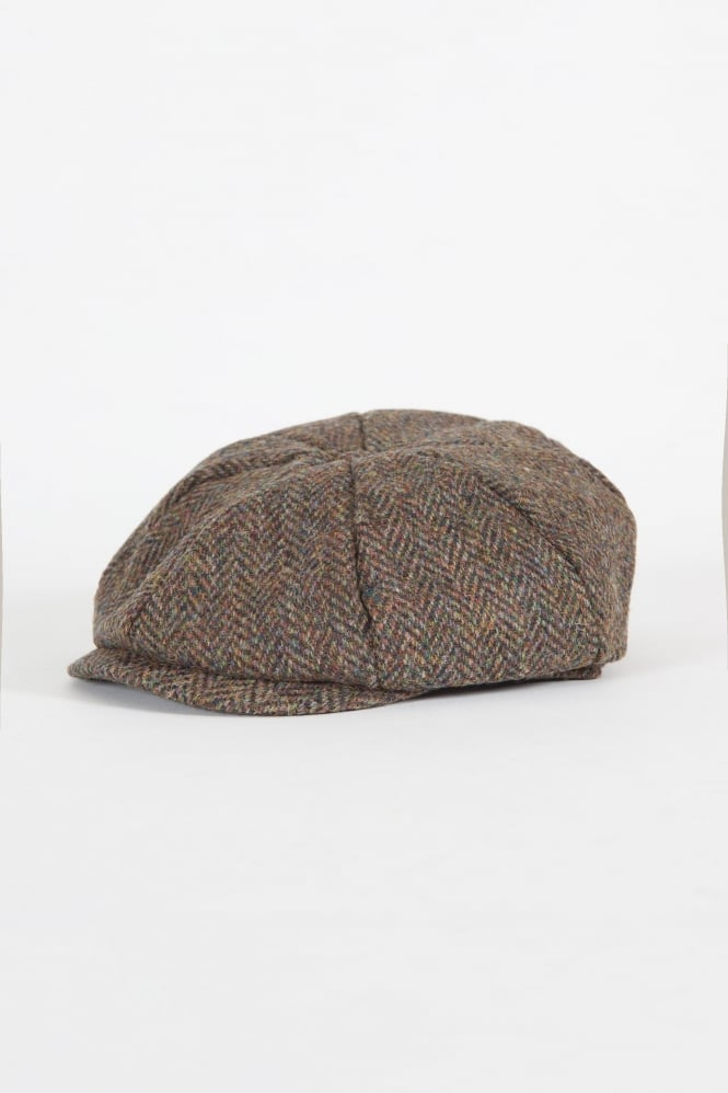 Gibson Baker Boy Hat Brown