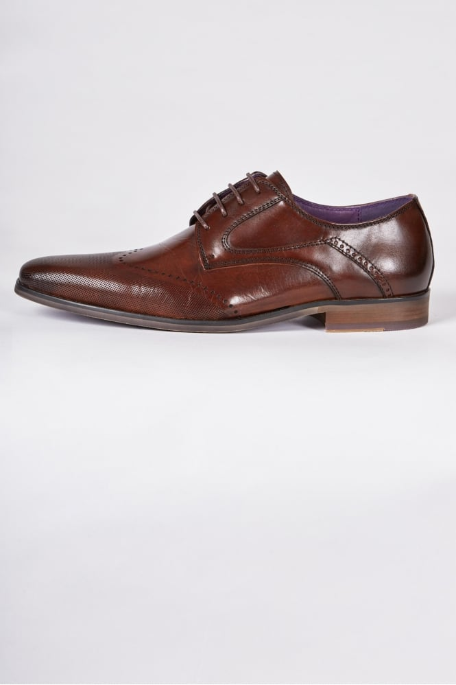 Paolo Vandini Sanford Shoes Brown