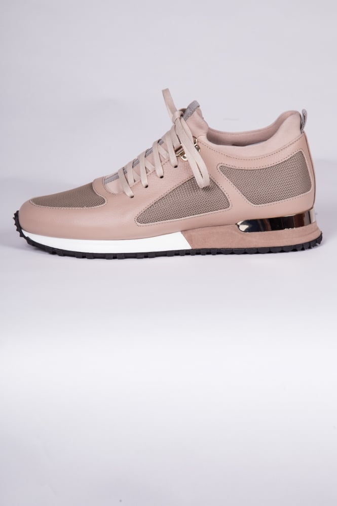 Mallet Footwear Diver Runner Trainers Sand